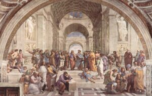 Escuela de arte de Atenas